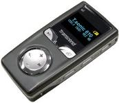 Transcend T.sonic 610 (1 GB) MP3 Player