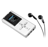 Toshiba Gigabeat U MEU202 (2 GB) MP3 Player (MEU202-BK)