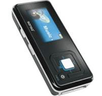 SanDisk Sansa C240 (1 GB) MP3 Player (SDMX7R-1024P-A18)
