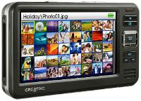 Creative Technology Zen Vision W (60 GB, 15000 Songs) Digital Media Player (PDECREMP326A)