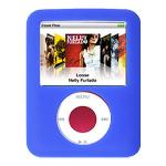 Apple iPod Nano Blue 8 GB (MB249ZO/A) MP3 Player (8GB iPod Video Nano-Blue)