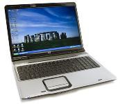 Hewlett Packard Pavilion dv9000t (EZ379AVR) PC Notebook