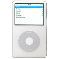 Apple iPod Video 30GB (White) (30 GB, 7500 Songs) Digital Media Player (MA444FBA)