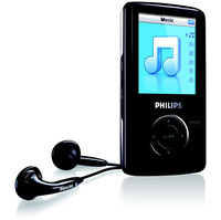 Philips GoGear SA3125/37 (2 GB, 500 Songs) Digital Media Player