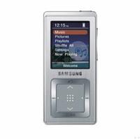 Samsung YP-Z5FZ (1 GB, 250 Songs) MP3 Player