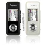 Cowon Systems iAudio U3 4GB MP3 PLAYER (BLACK) Digital Media Player