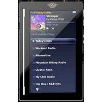 Slacker Portable 15 Station WiFi Radio Player MP3 Player (90260004)