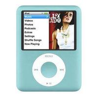 Apple iPod nano Third Gen. Blue (8 GB, MB249ZP/A) Digital Media Player