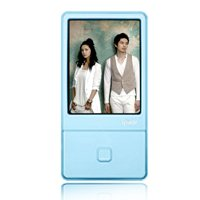 iRiver iriver E100 8 GB Multimedia Player  Sky Blue