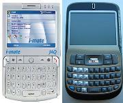 i-mate JAQ Smartphone