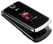 LG Chocolate Clamshell VX8600 Cellular Phone