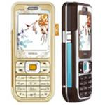 Nokia 7360 Cellular Phone