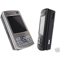 Nokia N80 Cellular Phone