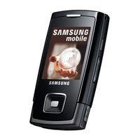 Samsung SGH-E900 Cellular Phone