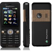 Sony Ericsson K550i Cellular Phone