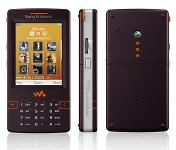 Sony Ericsson W-950i Cellular Phone