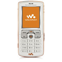 Sony Ericsson W800i Cellular Phone