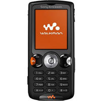 Sony Ericsson Walkman W810i Cellular Phone