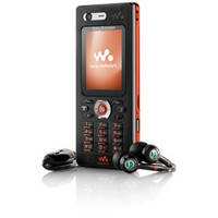 Sony Ericsson Walkman W880i Cellular Phone
