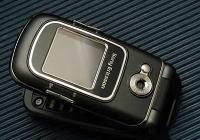 Sony Ericsson Z710i Cellular Phone