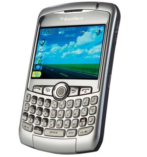 RIM Blackberry Curve 8300 Cellular Phone