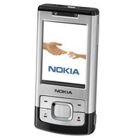 Nokia 6500 Slide Cellular Phone