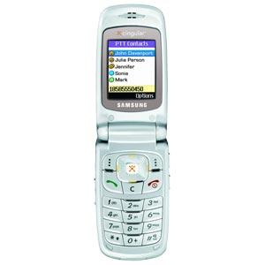 Samsung D357 Cellular Phone