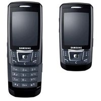 SAMSUNG D900i RED + 1GB @GIFTS & @ D900 Cellular Phone