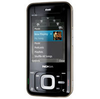 Nokia N81 Cellular Phone