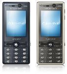 Sony Ericsson K810i Blue Smartphone