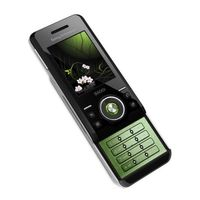 Sony Ericsson S500i (UK, Mysterious Green) Cellular Phone