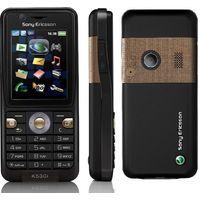 Sony Ericsson K550i Cyber-shot Pearl White Phone (Unlocked) Smartphone