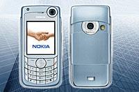 Nokia 6680 Smartphone