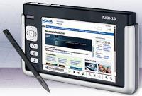 Nokia 770 Handheld