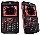 Motorola Q Music 9m Smartphone (Verizon Wireless)
