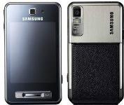 Samsung F480 Prada Smartphone