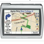 Harman Multimedia GPS300 GPS Receiver