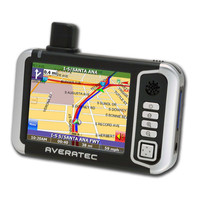 Averatec Voya 350 GPS Receiver