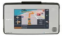 Sanyo NVM-4030 GPS Receiver