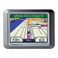 Garmin Nuvi 760 GPS Receiver