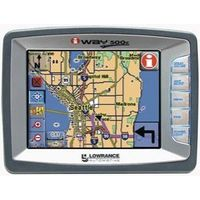 Lowrance iWAY 500C GPS Receiver