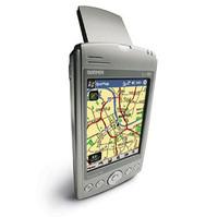 Garmin iQue M5 Handheld GPS Receiver
