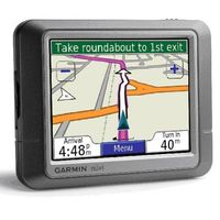 Garmin Nuvi 250W Auto Navigation System Car GPS Receiver