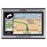 "Audiovox Jensen 4.3"" Hi-Resolution LCD Display Mobile Navigation System Car GPS Receiver"