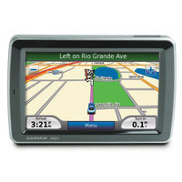 Garmin Nuvi 5000 GPS Receiver
