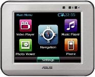 Asus R300 Portable Satellite Navigation Bluetooth Car GPS Receiver