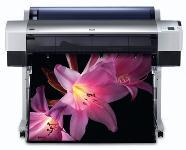 Epson Stylus Pro 9800 InkJet Printer