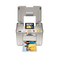 Epson PictureMate Snap - PM 240 InkJet Printer