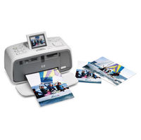 Hewlett Packard Photosmart A716 InkJet Printer