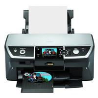 Epson Stylus Photo RX580 InkJet Printer